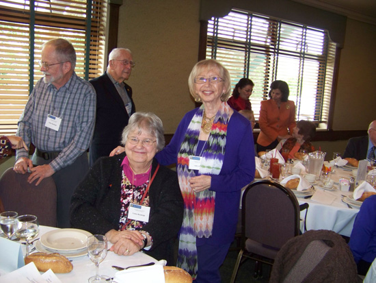 Attendees at the 2013 Fall Luncheon